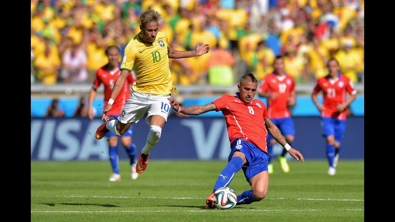 La sobrehumana recuperación de Arturo Vidal para jugar el Mundial de Brasil 2014 - YouTube