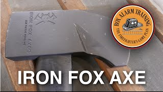 Iron Fox Axe - Product Review