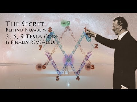 The Secret Behind Numbers 369 Tesla Code Is Finally REVEALED