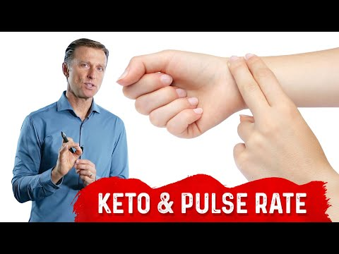 Why Did the Ketogenic Diet Spike My Pulse Rate?