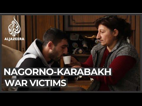 Struggles Continue For Nagorno-Karabakh War Victims