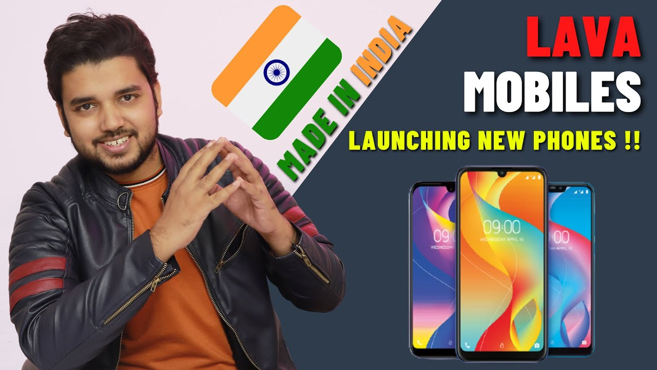 Lava Mobiles New Made in India Smartphone Launch on 7th January