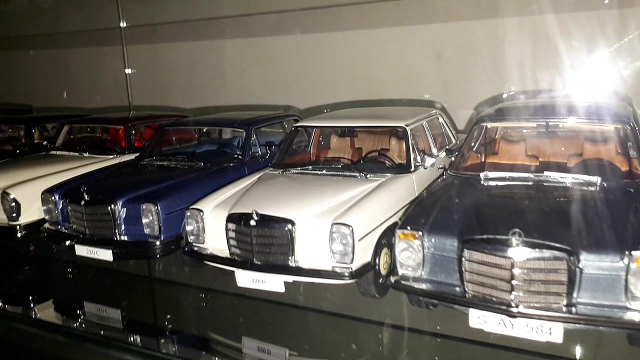 1:18 Sun Star,AutoArt,Revell 5 St-Mercedes Benz Stern aus Sielber 4,6mm durchm