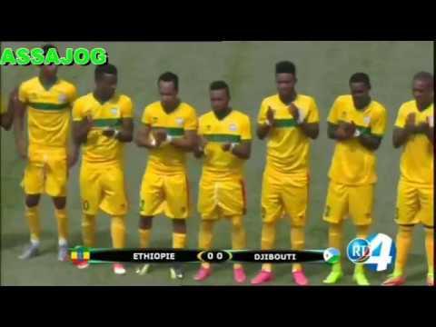 Djibouti:  Djibouti  vs Ethiopie                                  15/7/2017
