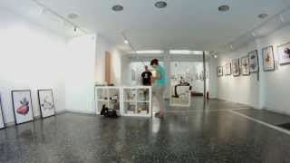 Exhibition Set Up