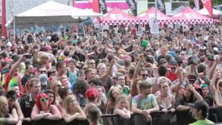 2015 Vans Warped Tour Dates Announced