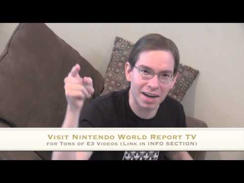 Watch our E3 Videos At Nintendo World Report TV!!!!