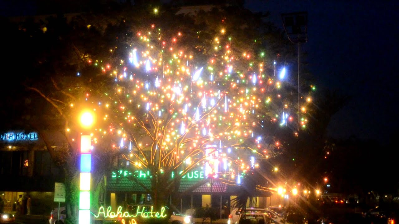 Beautiful Lights Of Manila