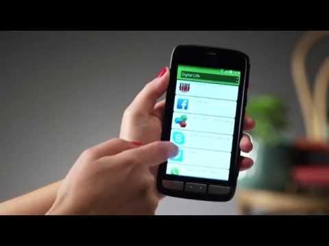 Smartphone Doro Liberto 820