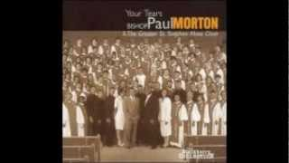 Your Tears - Bishop Paul S. Morton