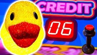 Won A Duck! Arcade Ticket Games | Matt3756