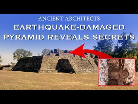 NEWS: Earthquakedamaged Aztec Pyramid Reveals Ancient Temple  Ancient Architects