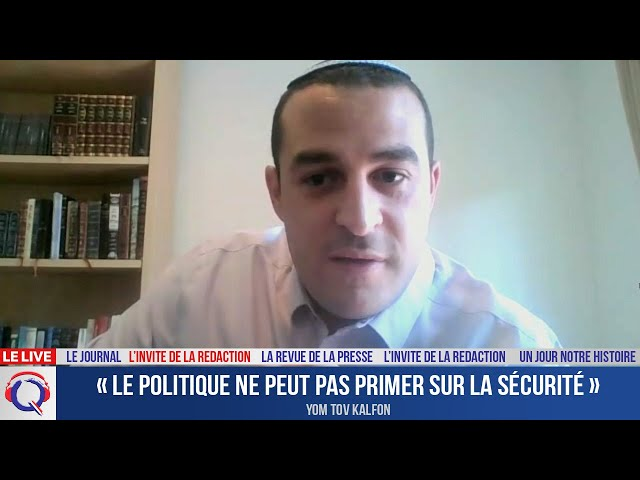 « Le politique ne peut pas primer sur la sécurité » - L'invité du 8 juillet 2021