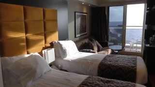 "MSC ""Preziosa"" Mediterranean cruise. A look for Balcony cabin 12216..."