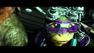 Черепашки-ниндзя - Трейлер