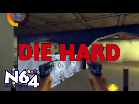 Die Hard 64 (Prototype Dumps 1, 2 and 3) - N64 Beta Project  - Livestream - Ultra HDMI