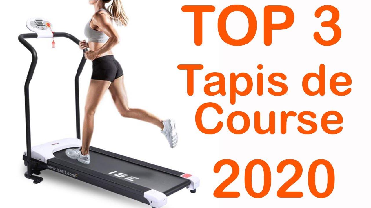 top 3 meilleur tapis de course electrique 2020