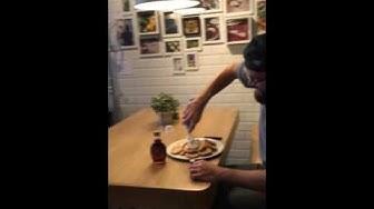 Americana ja Pollo Americana tarjous 7,90€ Kotipizza Kauniainen