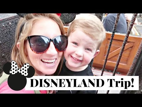 Our Family's First Trip To Disneyland | January 2017