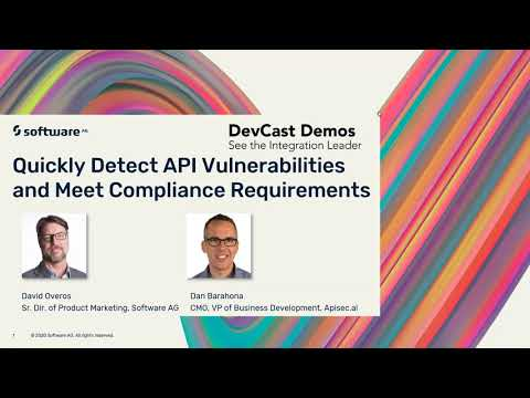Quickly Detect API Vulnerabilities and Meet Compliance Requirements