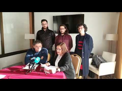 Mareas afíns a Villares presentan una manifesto pola unidade