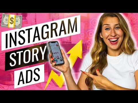 How To Create An INSTAGRAM STORY AD thumbnail