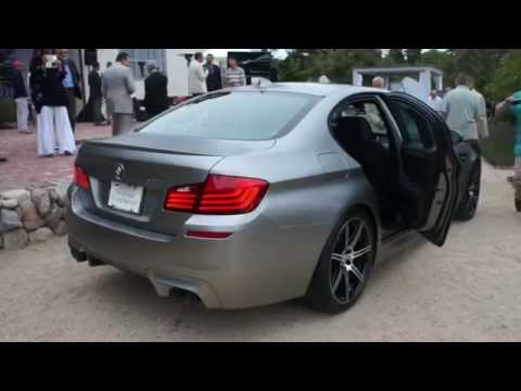 BMW M5 F10 30 Jahre exhaust note  YouTube