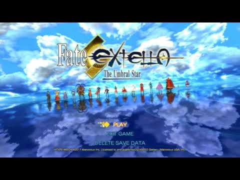 Fate/Extella Game Rip OST - AKOGARE∞TION