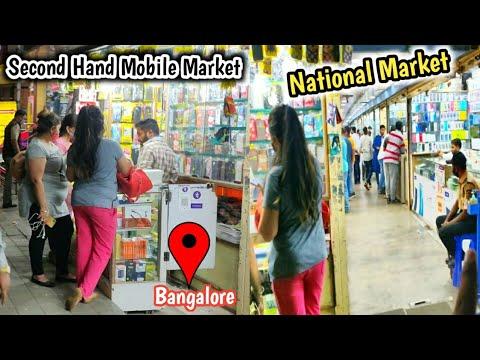SP Road Mobile & Laptop Market Bangalore    Second Hand Mobile In Bangalore National Market .
