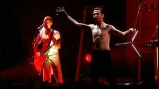 Depeche Mode - Enjoy The Silence ( LIVE   HQ )