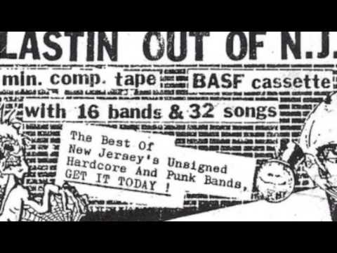 Social Decay - Scared Youth - 1985 Demo