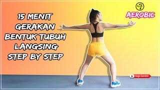 Aerobic low impact total Body Language Membentuk Tubuh Indah