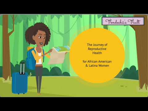 The Reproductive Health Journey for African American women and Latina women living in NYC
