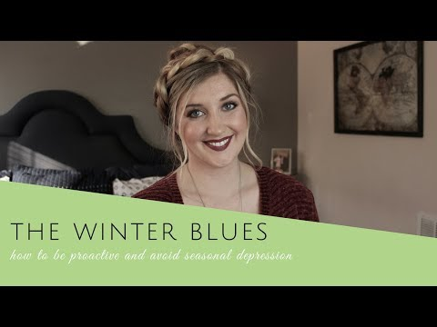 How to Combat the Winter Blues and Avoid SAD