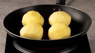 Посмотрите что можно сделать из обычной картошки Appetitno TV