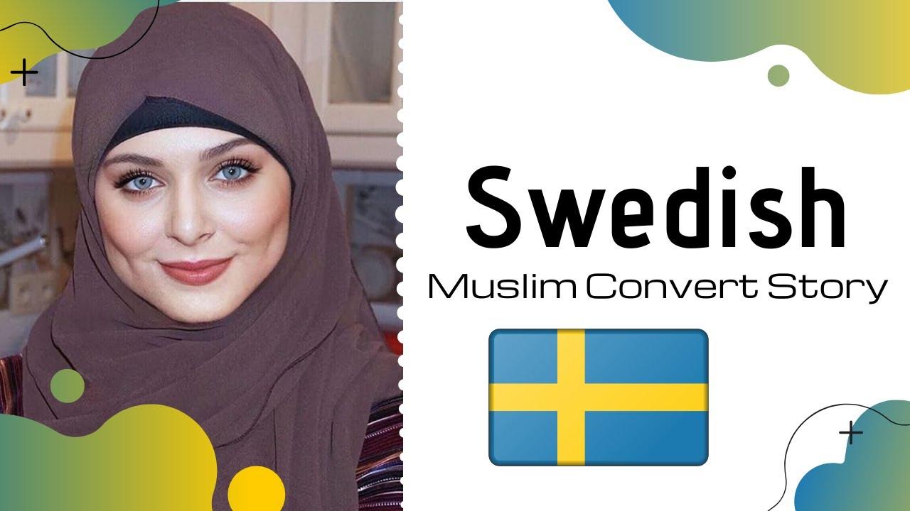 Women swedish muslim Hundreds protest