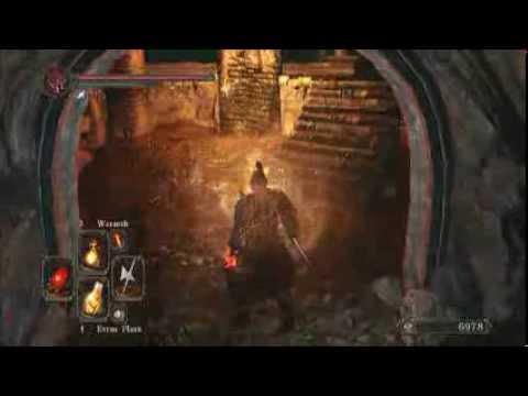 Dark Souls 2 - the Rat Covenant / Warmth Pyromancy