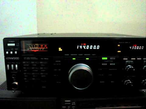 Kenwood TS-790 and VS-2 Voice Synthesizer