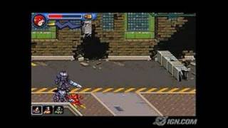 Justice League Heroes: The Flash Game Boy Gameplay -