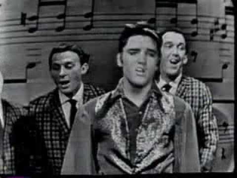 ELVIS PRESLEY   MEDLEY OF SONGS Jailhouse Rock, Teddy Bear,Hound Dog, Dont Be Cruel, Burning Love an