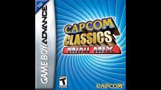 Capcom Classics:  Mini Mix