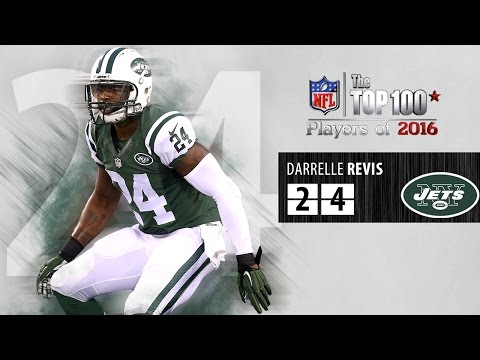 #24: Darrelle Revis (CB, Jets) | Top 100 NFL Players of 2016