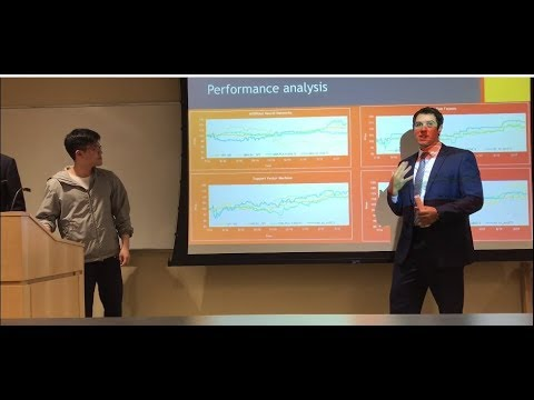 Machine Learning in Finance -Predicting Stock/ETF prices - Fordham MSQF Team
