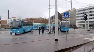 видео Автобусы в Местре. Eavtobus.com