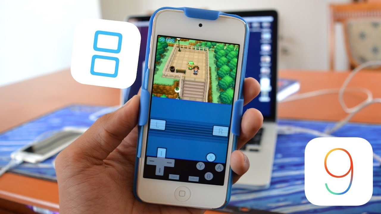 NDS4IOS on IOS 9.0, 9.1 on iPhone mobiles