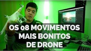 Os 8 Movimentos Mais Bonitos de Drone e Como Fazer - HidekiTV!