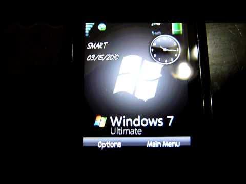 Motorola ROKR Z6 Grass Vista Theme Linuxmod 2.0