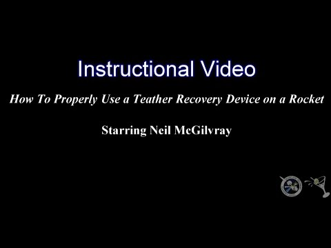 Neil McGilvray Demostrates the Proper Use of a Tender Decender
