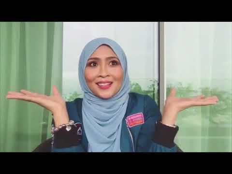 Aku Belum Mandi Tak Tung Tuang tak tung tuang Versi Siti Nordiana
