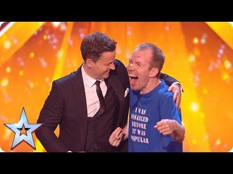 My #BGT Story: Lost Voice Guy | Britain's Got Talent 2018 ...